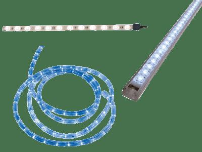 LED lyslister / LED tape