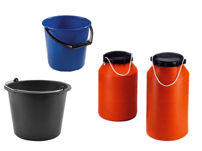 Beholdere og oppbevaring