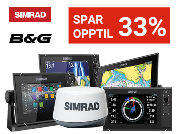 Simrad/B&G Innbyttekampanje