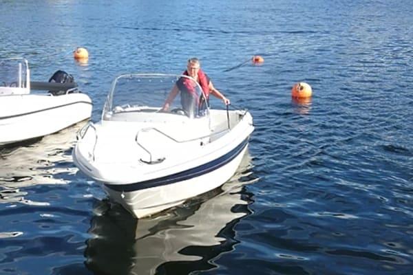 Ankring av båt - moring og bøyer