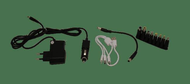 UNDERVANNSLYS LED WHITE ABS 12V 14V
