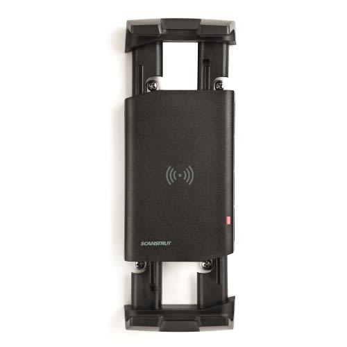 Scanstrut ROKK Wireless Active mobilholder med trådløs lader