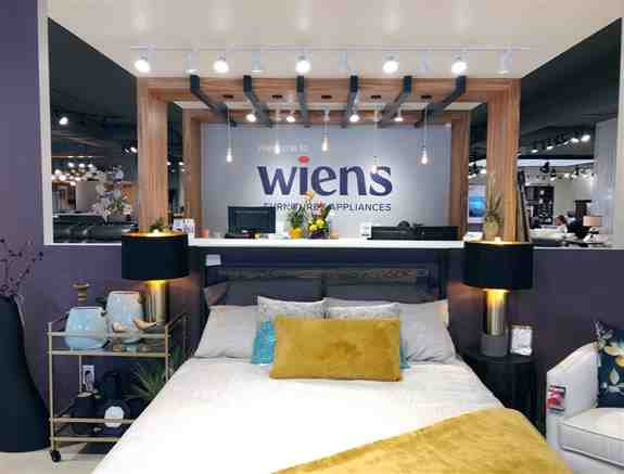 Newly Renovated Furniture & Bedding Showroom