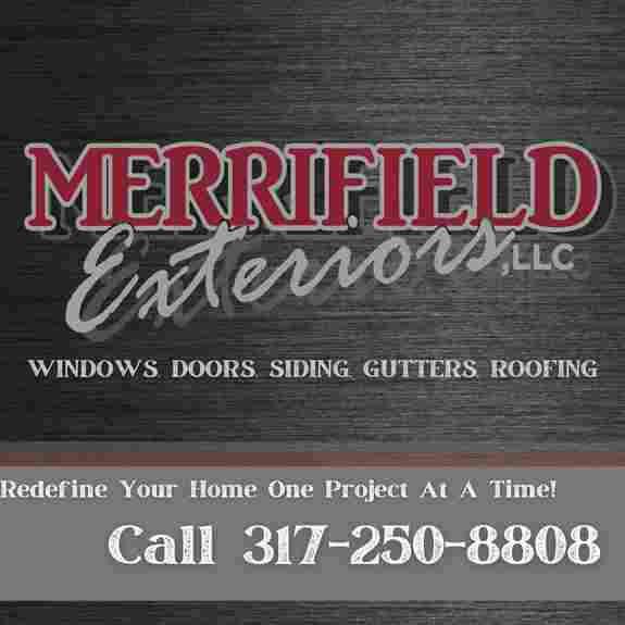 More than just windows and doors! Redefine your home with an exterior renovation from Merrifield Exteriors, LLC.