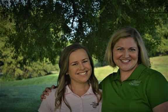 Devon Phillips and Emma Johnson, Sales Team