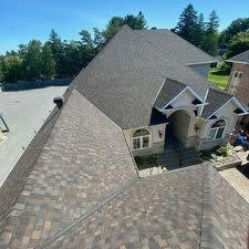 Asphalt Roof in Ottawa completed by Vanity Roofing- Ottawa Roofing Company