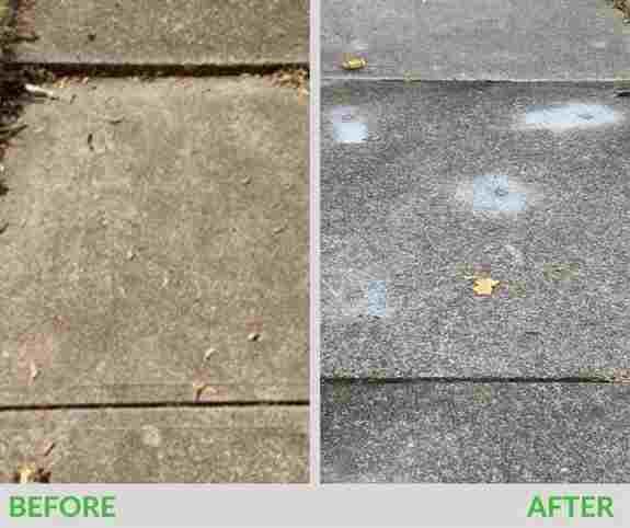 SIDEWALKS<br />Quit tripping over your sunken sidewalk, call us today for a free estimate on that tripping hazard. We fix unlevel sidewalks.