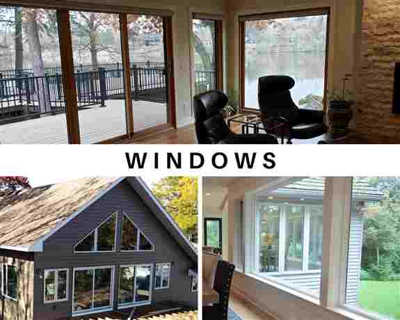 The use of the our proprietary superior Triple-Insulated-Fiberglass windows offer our customers a great advantage in the way of energy efficiency.