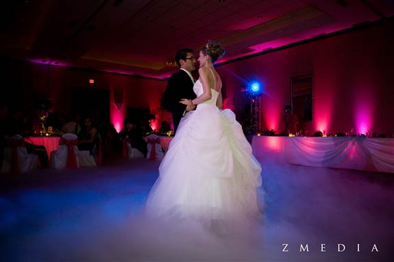First Dance in the Clouds