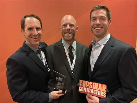 EcoMark has been named a top solar contractor in Colorado for the past five years!