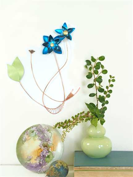 Looking for Pollen <br />Indoor Wall Sculpture <br />$105