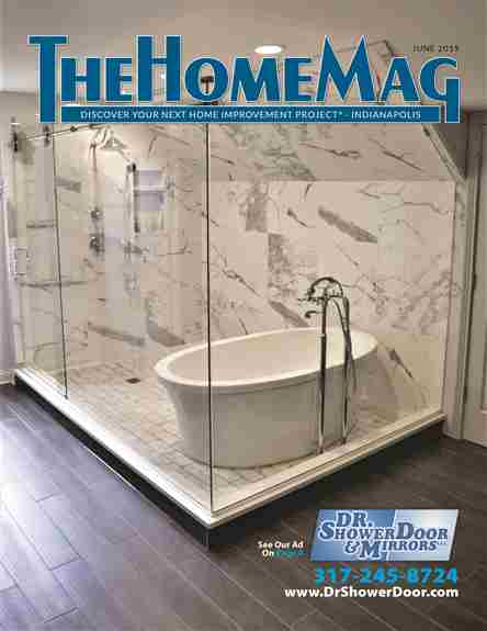 Dr. Shower Door & Mirrors featured on our June 2020 cover.