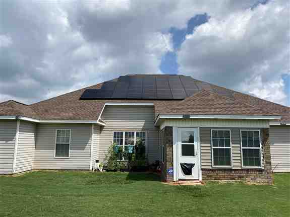 Solar in Warner Robins, GA