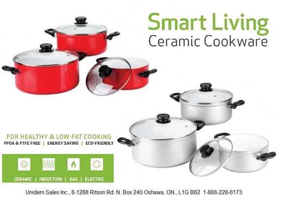 Smart Living Cookware