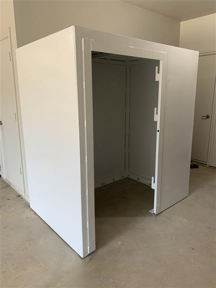 Above Ground Safe Room