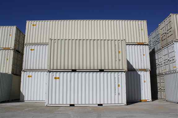 We have a variety of containers available for rent and sale!