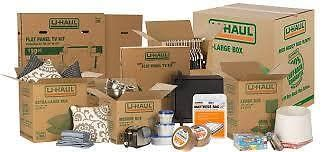 We offer a large variety of supplies to make moving easy!