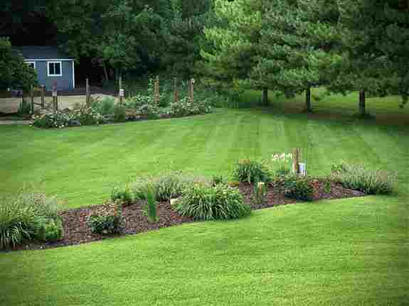 Environmentally-friendly lawn care. <br />Naturally, we can help!