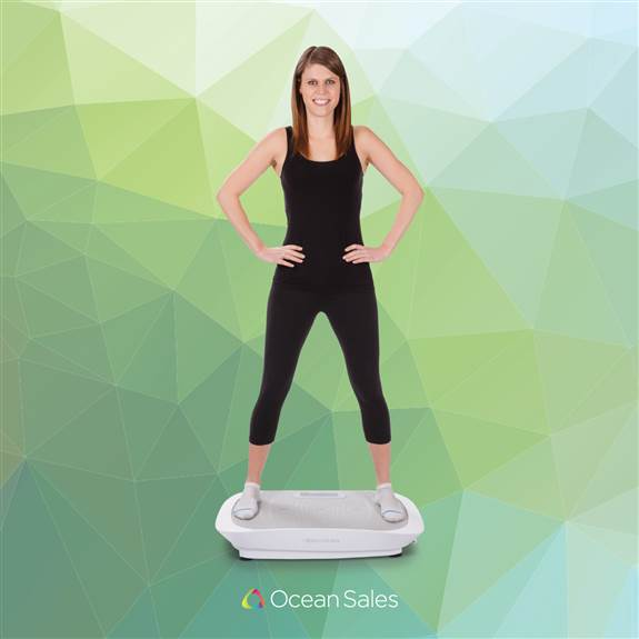 Get healthier in the comfort and safety of your own home. Stay active, improve your circulation, strengthen your core, and more with this top-seller! The MaxBurn Pro II is simple to use with four setting options: walking, jogging, running, and climbing.
