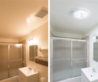 Solatube Skylights offer bright, natural light instead of yellow or blue tints that electrical lighting does.