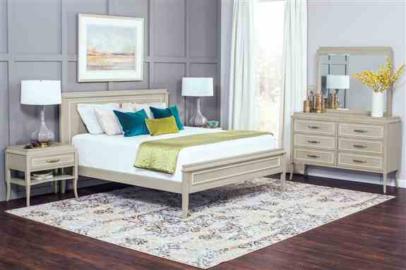 The award winning Haley Bedroom collection.