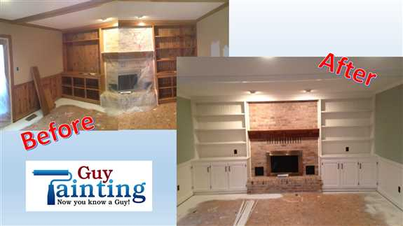 Banisters, trim, cabinets... We can make the old wood in your home look fresh and new.