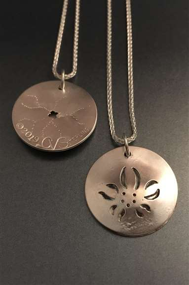 Summer is coming! but if you cannot wait, get your seashells now :) All sterling silver, sand dollar, limpit, scallop, which is your favorite?