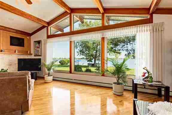 Let in the light with energy efficient windows.