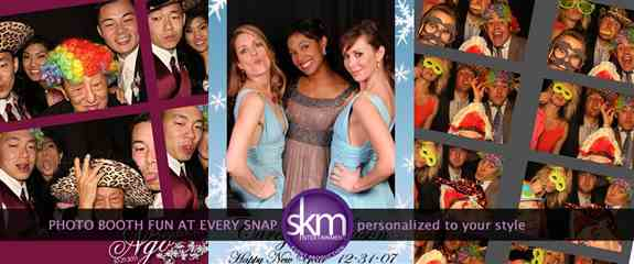 Customized Photo Booths
