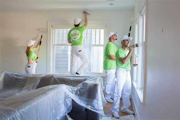 Team work with quality workmanship.