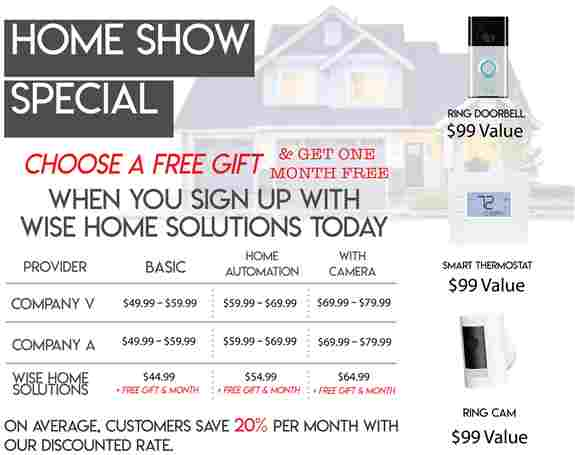 Exclusive Home Show Special!