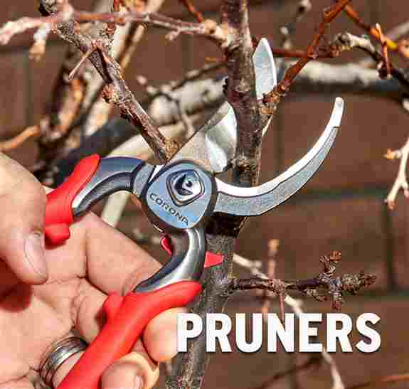 Check out the all new ClassicCUT hand pruner, redesigned for lighter weight and maximum sharpness.