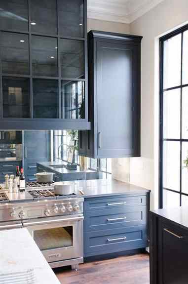 Semi-Custom Cabinets can enhance any space. Talk to one of our designers and see what we can do for you.