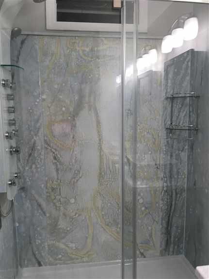 Shower Surround!