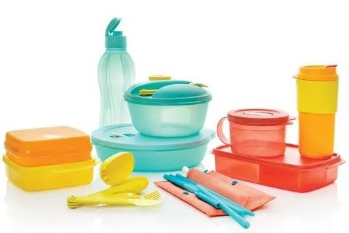 Be the Solution to the Pollution! Go Green with Tupperware. These on-the-go items make your life easier. Plus, they are backed with our lifetime guarantee!