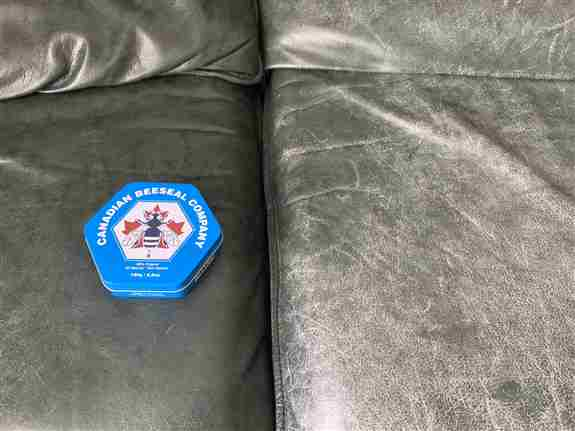 Restore your leather furniture