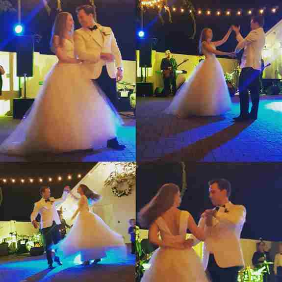 And most importantly... we've taught over 14,579 couples (and counting) to Create A First Dance to the song(s) they wanted within a budget they chose.  We are ready to help you do the same!  <br /><br />Photo Credit: Brittany Mahood