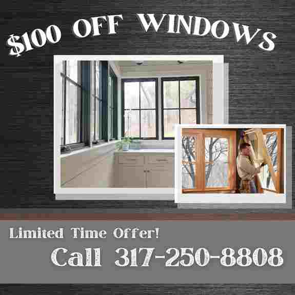 WINDOWS NOW $100 OFF! Top Tier Windows From Provia and Vi Win Tech. Always Professional Installation.