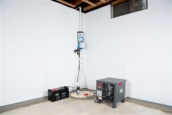 Our expert waterproofers know how to identify the cause of your wet basement, musty smells, and mold problems and can provide you with a high-quality waterproofing system that will eliminate your problems.