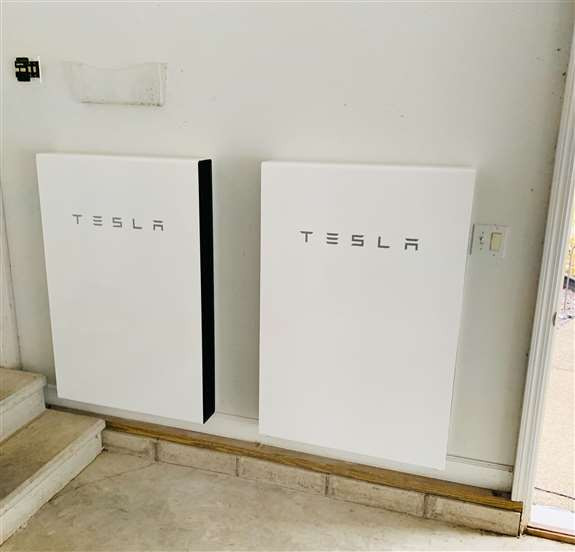 In addition to solar energy and traditional electrical services, we are also a proud partner of Tesla Energy. Energy storage, used in the Tesla Powerwall or Electric Vehicle charging found in the Tesla Gen 3 wall mount charging system. Keeping the lights