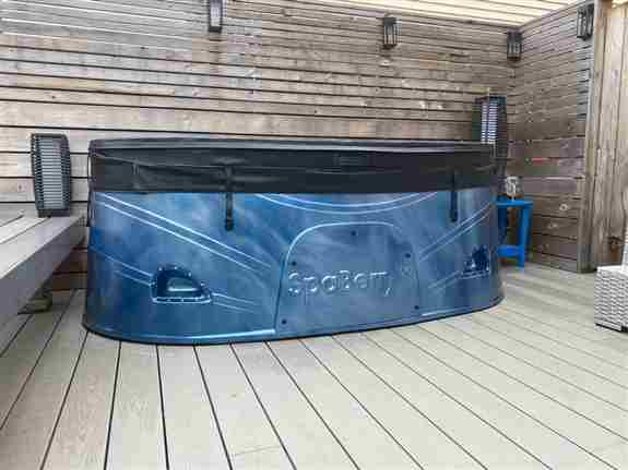 Spaberry 2 Person Personal Hot Tub