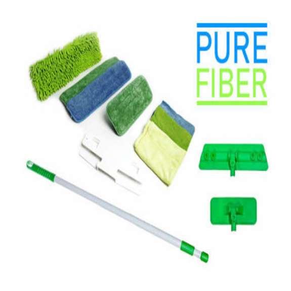 Pure Fiber Microfiber Mop System