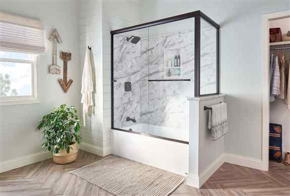 Bathtub & Shower Updates and Conversions<br />