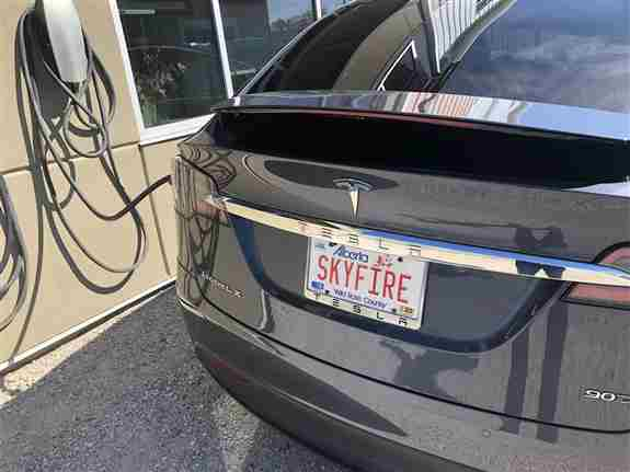 Convenience electric vehicle charging for home and business.