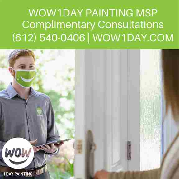Our Live Video Consultations allow us to provide you with a quote for your painting job without having to visit your home in person. Each appointment takes between 30-60 minutes, depending on the size of your project.
