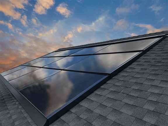 GAF Energy - Solaria solar system