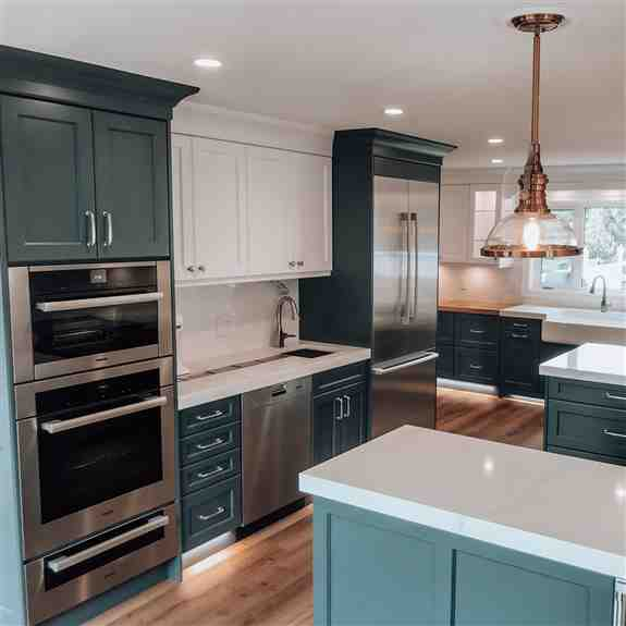 Update your kitchen with a Thermador Kitchen Suite.