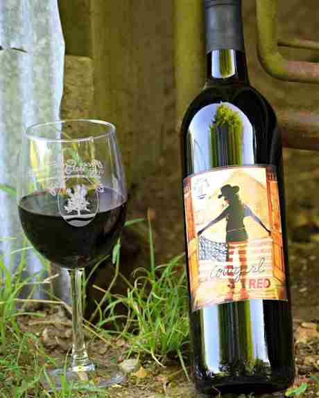 Our sweet red wine, Cowgirl, remains a popular seller amongst the sweet wine crowd.