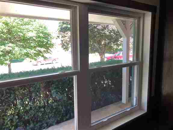 Custom Built EcoSmart Casement Windows.
