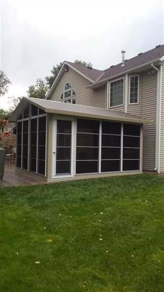A sunroom is a fantastic upgrade for any home. You'll be able to enjoy the beautiful views of your backyard while protected from the nuisances that the outdoors can bring, like pesky insects and harmful UV rays. Sunrooms are available in numerous styles,